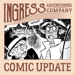 INGRESS ADVENTURING COMPANY - Update by Kayotics
