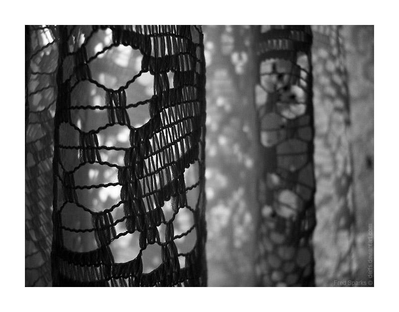 Lace Curtains by derfs