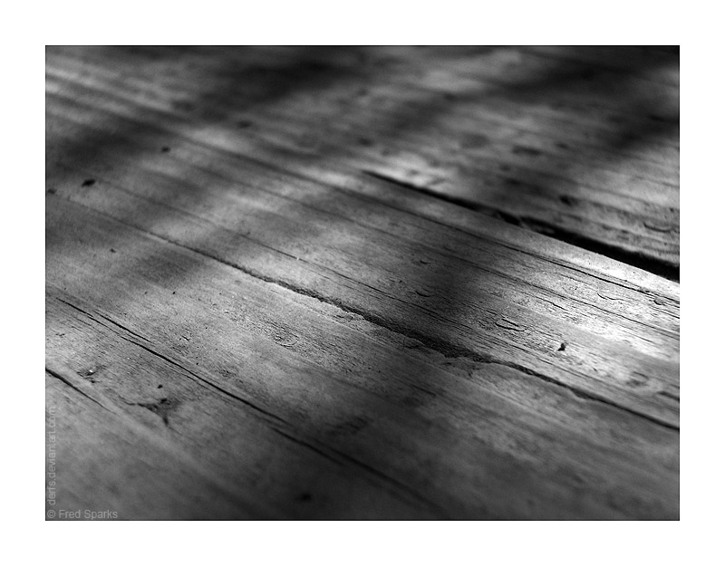 Shadow on Deck by derfs