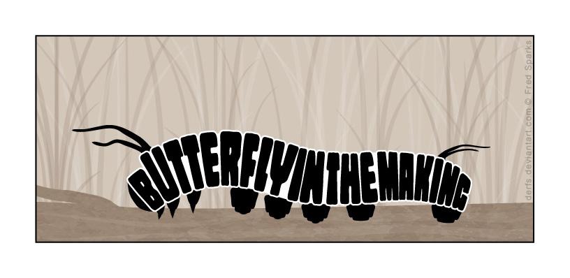 Caterpillar by derfs
