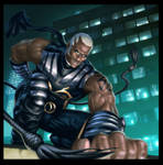 UFS Tekken 6 : Raven Recon