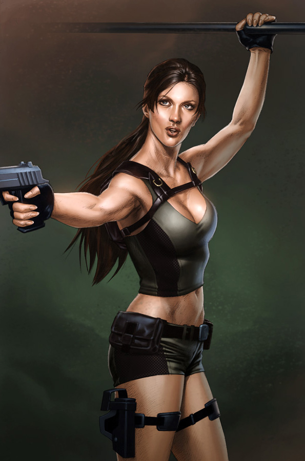Lara Colors by Webcomicfan