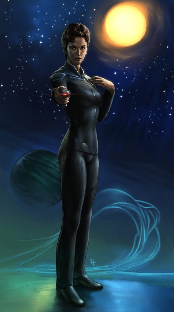 Starfleet by Webcomicfan