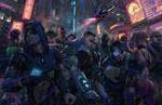 Infinity RPG - AWOL