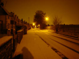 Sandforth In The Snow by owens