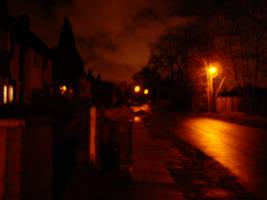 Blood Street by owens