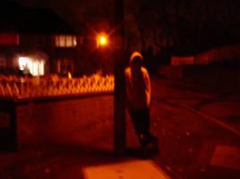 Streetlamp Smackhead by owens