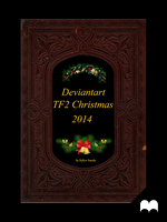 Deviantart TF2 Christmas Album 2014 by Nylten