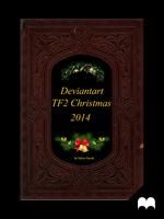 Deviantart TF2 Christmas Album 2014 by Nylten