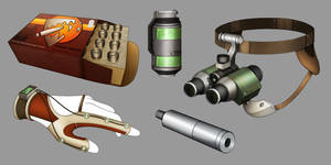 Ammo and Gear