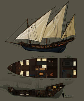 Grey Warden's Ship