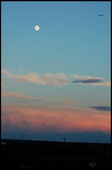 :Canada Day Sunset 2: