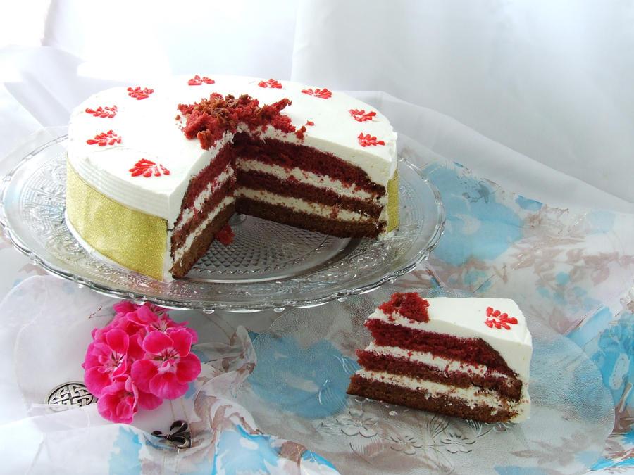 What Does Red Velvet Cake Taste Like