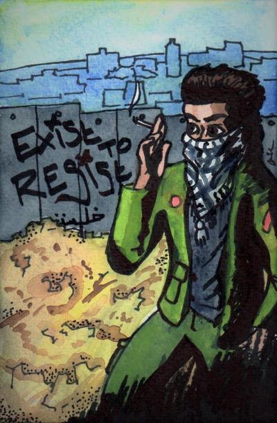 existence is resistance by pantsreminder