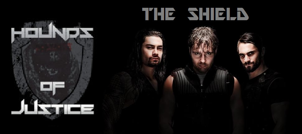 wwe the shield by tails458 on deviantart