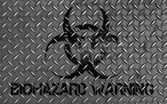 Biohazard wallpaper 1680x1050