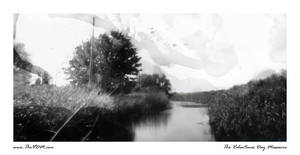 Pinhole Photography - Ilford Multigrade - River