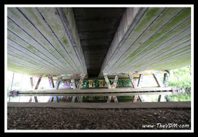 The Underpass - Canterbury Photography