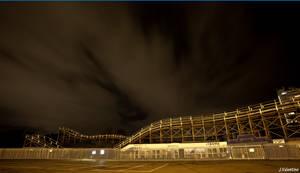 Dreamland - Margate Derelict Theme Park