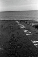 Former Hover Port, Pegwell Bay, Launch Markings