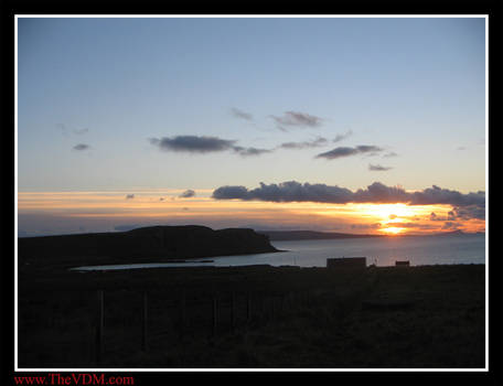 Sunset from Skye Part 1