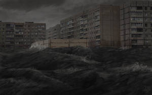 Waves by DismalDewberry