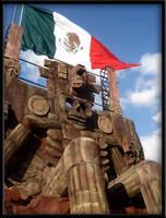 Mexico by Mekimista