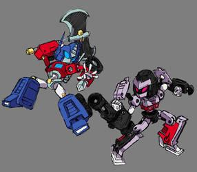Transformer Medabots
