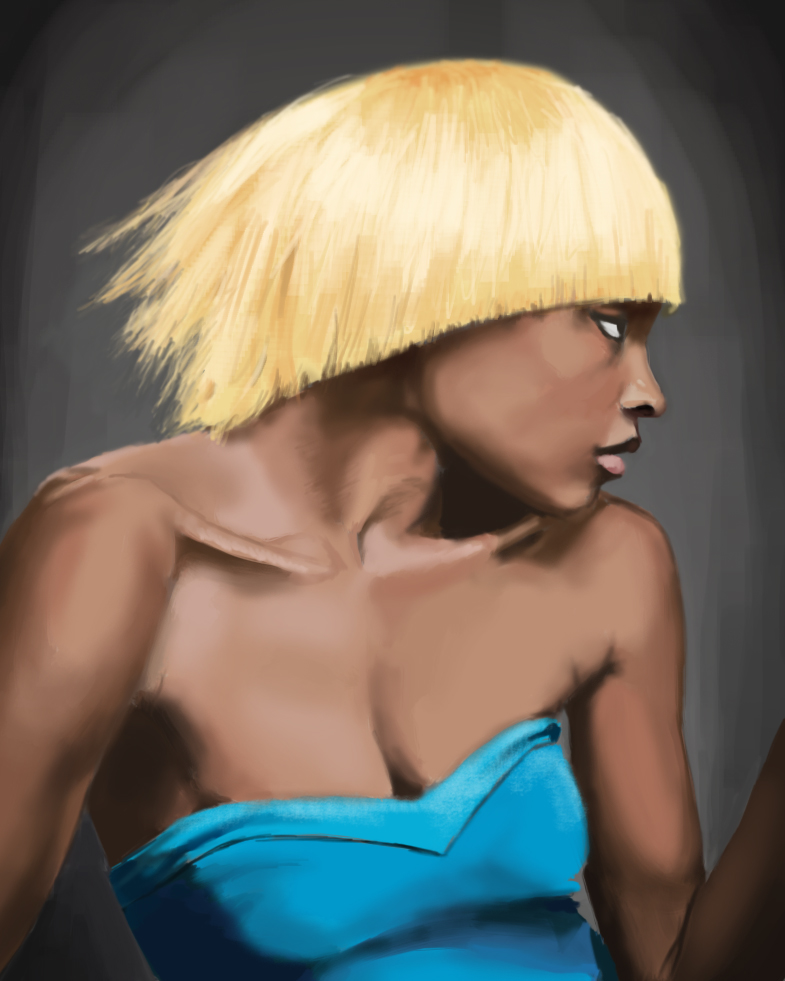 Study of Tolu by LutherTaylor