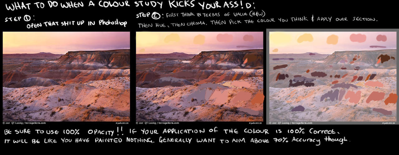 colour study tut by LutherTaylor