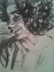 31st march 2014 portrait sketch
