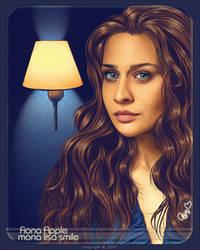 Mona Lisa Smile - Fiona Apple by Joaris333