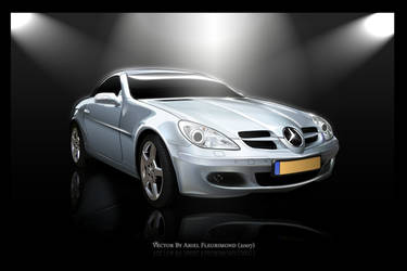 Mercedes by Joaris333