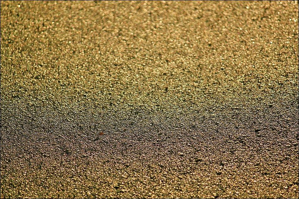 Gold Duckweeds. by Evey-Eyes