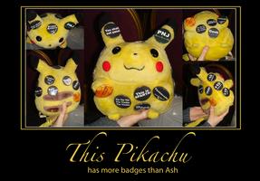 This Pikachu...