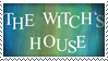 The Witch's House stamp by kalistina