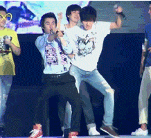 Yesung Dance GIF by noni126