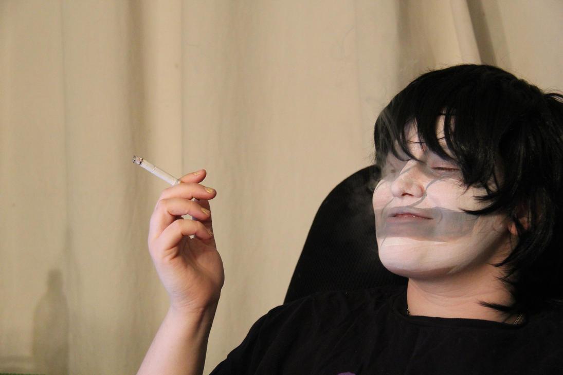 GaMzEe MaKaRa - Humanstuck Smoking cosplay by bloodbringerHumanstuck Gamzee
