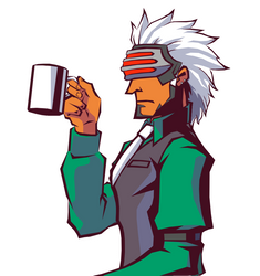 Godot in Ghost Trick Style