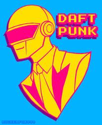 Daft Colors by Rockerfox999