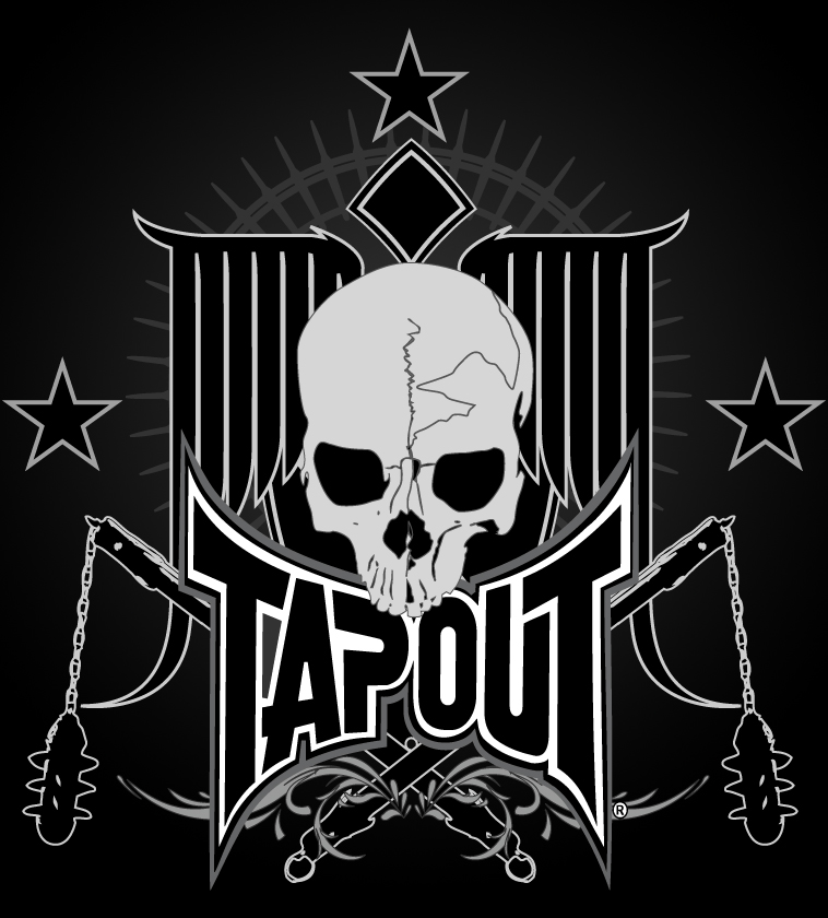 tapout logo red mma - photo #26