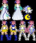 Sailor Celestial Moon/Estelle Tsukino