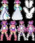 Sailor Parallel Moon (II)/Connie Tsukino ref wip