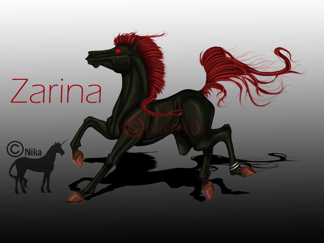 Zarina by Myhorseismylife