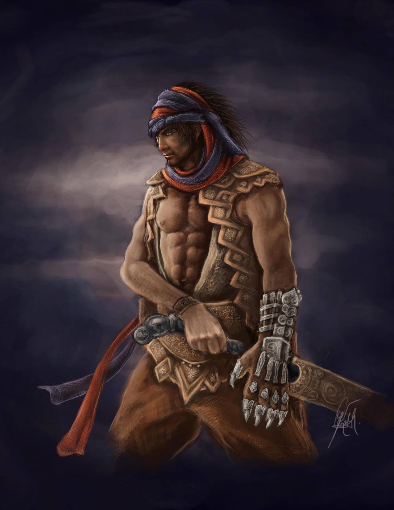 The Prince by NightWish666