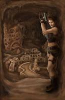 Cappadocia poster by NightWish666