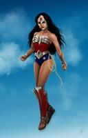 Wonder Woman by NightWish666