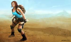 Lara Croft by NightWish666