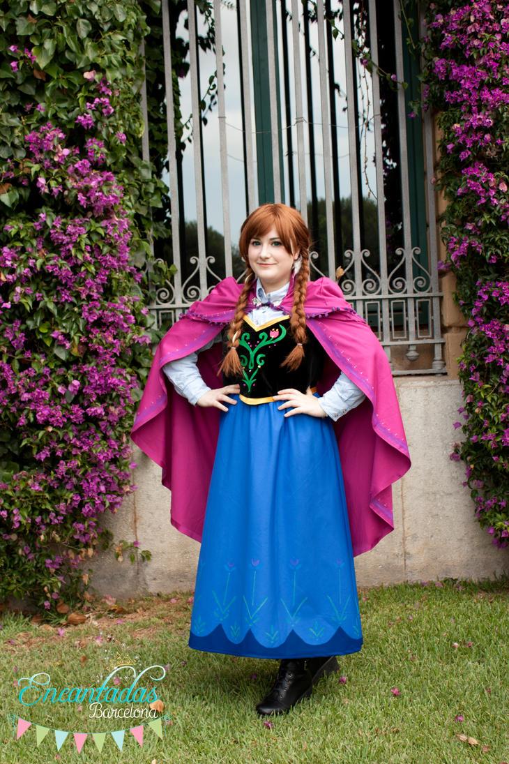 Anna by ArienGreenleaf