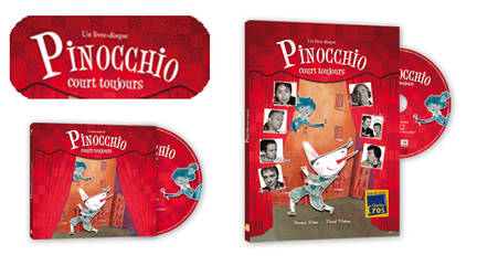 new book 'Pinocchio'